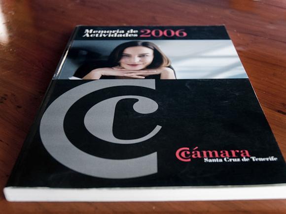 Memoria Anual de la Cámara de Comercio de Tenerife 2006