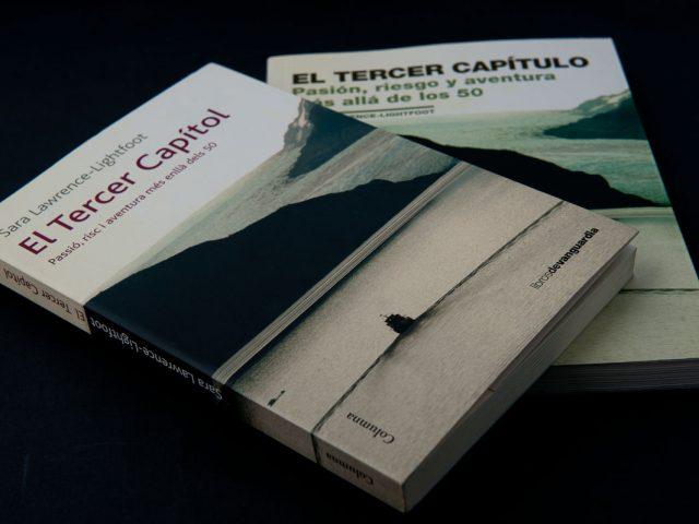 """Portada """"El Tercer Capítulo"""""""